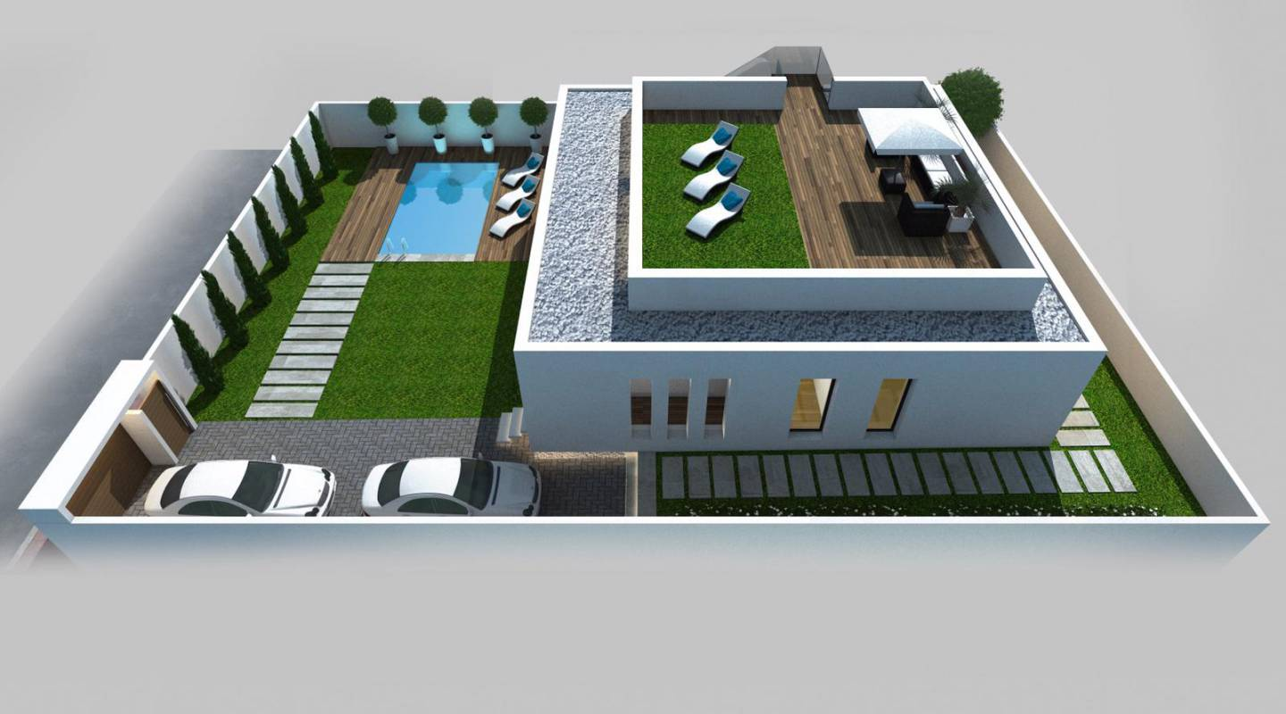 Design og Build - Villa - Ciudad Quesada