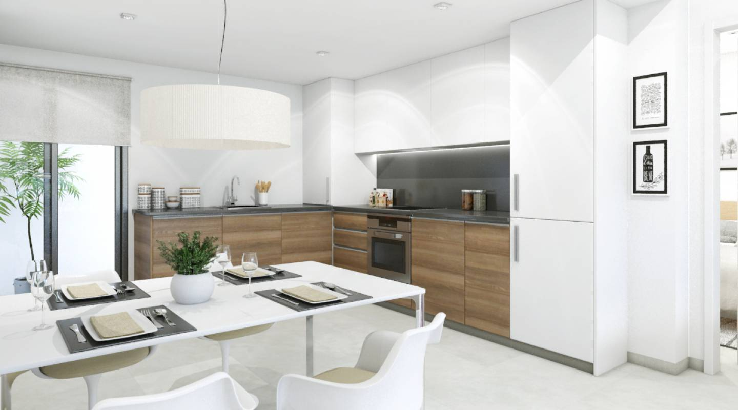 Nouvelle construction - Appartement - Las Ramblas