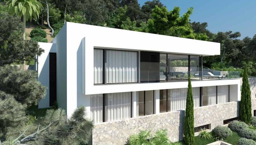 Ref:HK-42438 Villa For Sale in Santa Ponsa/Nova Santa Ponsa