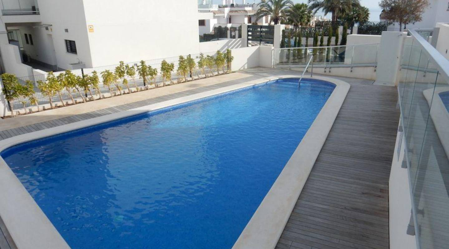 Wederverkoop - Townhouse - La Mata