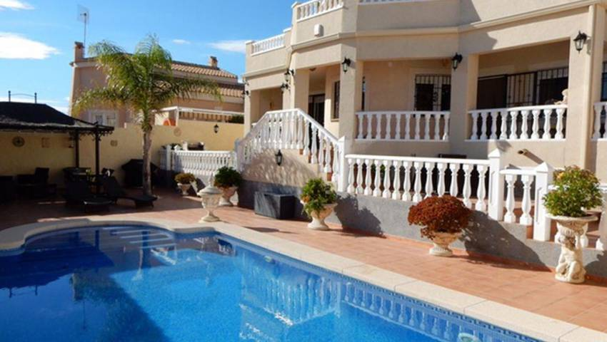 Ref:VB-12300 Villa For Sale in Benimar