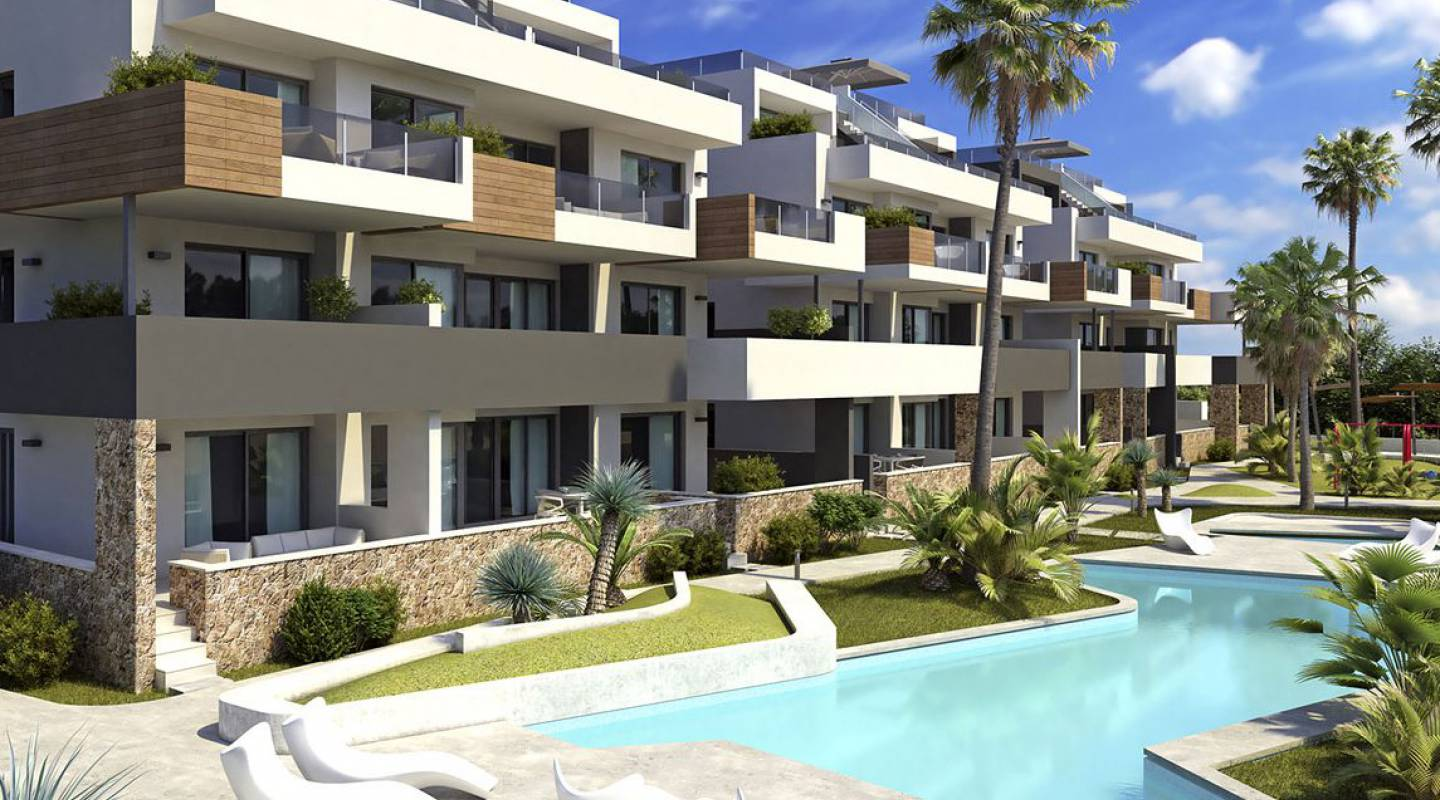 Nouvelle construction - Appartement - Los Altos