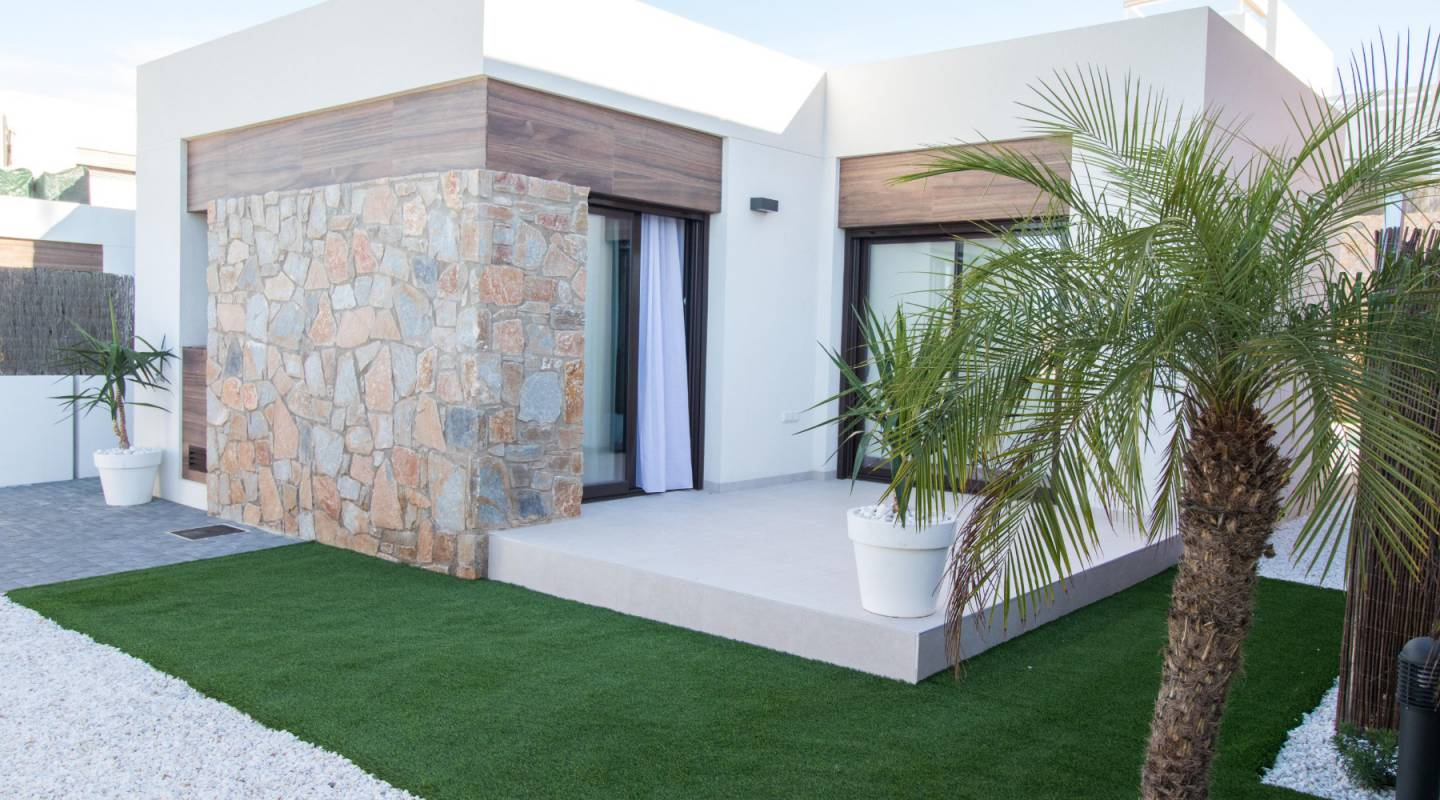 Nouvelle construction - Villa - La Finca Golf