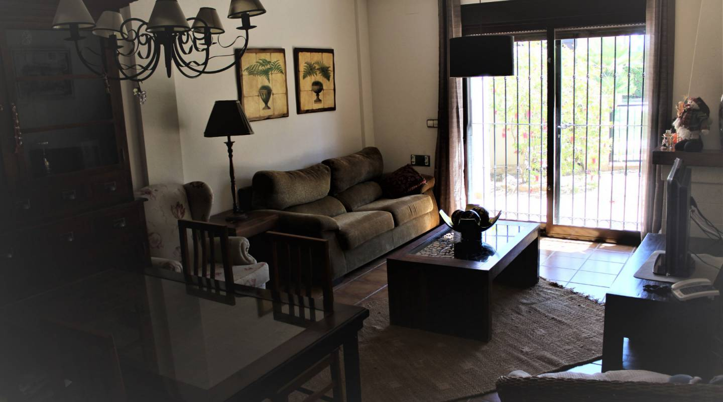 Resale - Semi Detached House - Algorfa - La Finca Golf