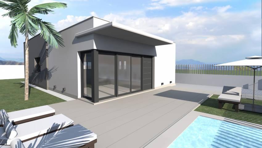 Ref:VB-E309900 Villa For Sale in Ciudad Quesada