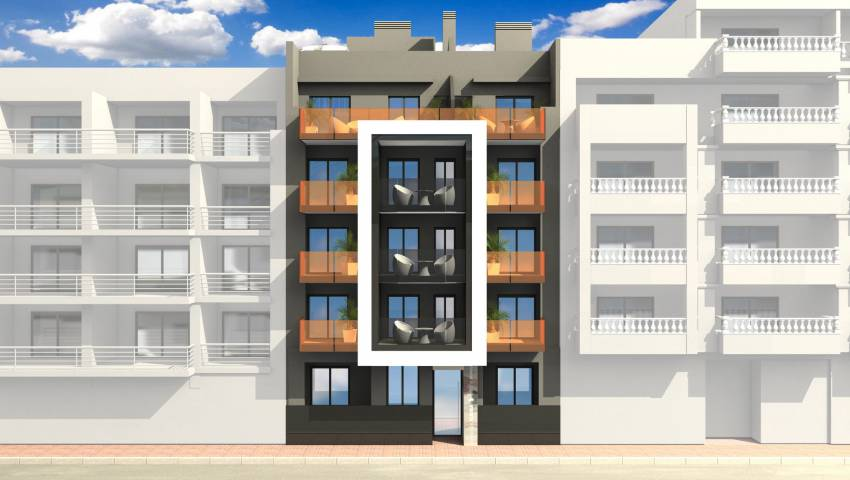 Ref:75614 Apartment For Sale in Torrevieja