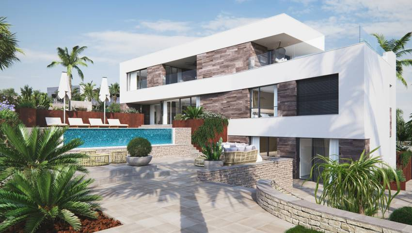 Ref:VB-680J Villa For Sale in La Manga
