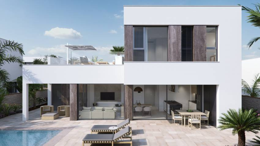 Ref:VB-682J Villa For Sale in Torre de la Horadada