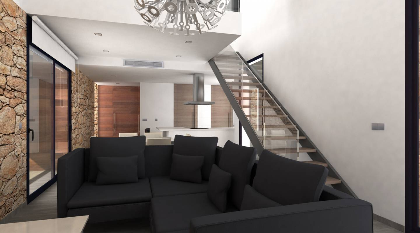 Design and Build - Villa - Ciudad Quesada