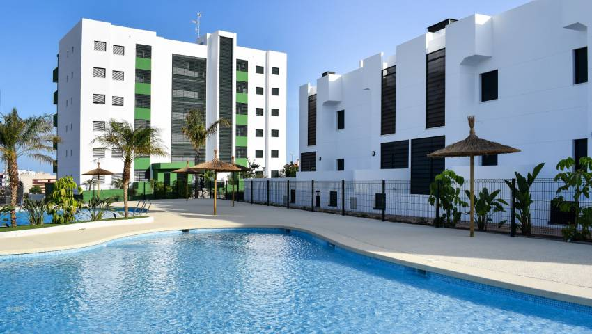Ref:VB-169K Apartment For Sale in Mil Palmeras