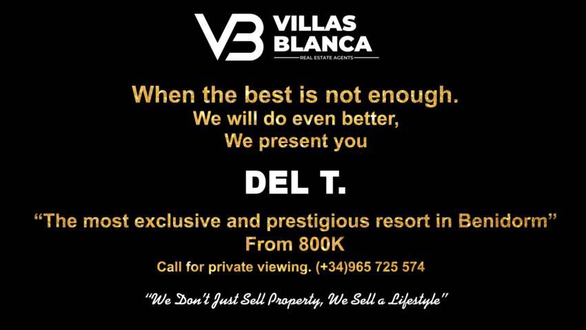 Ref:VB-1K Apartment For Sale in Benidorm