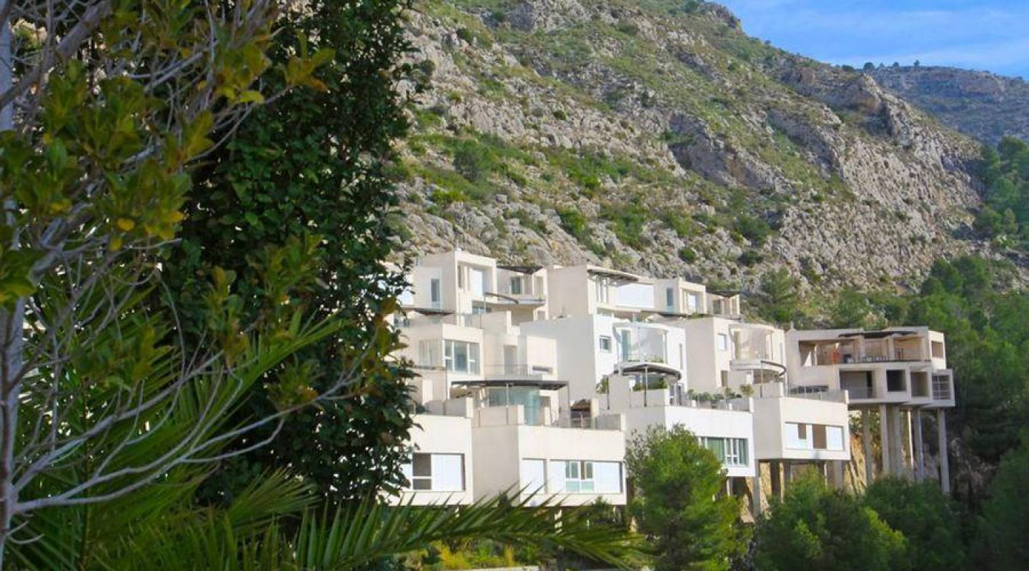 Wederverkoop - Villa - Altea