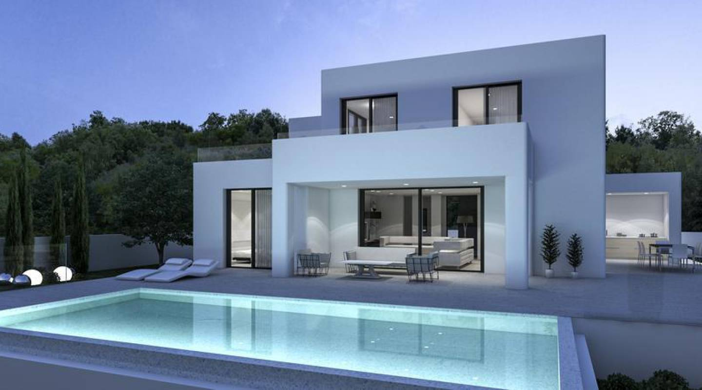 Ref:GQ-15378 Villa For Sale in Calpe