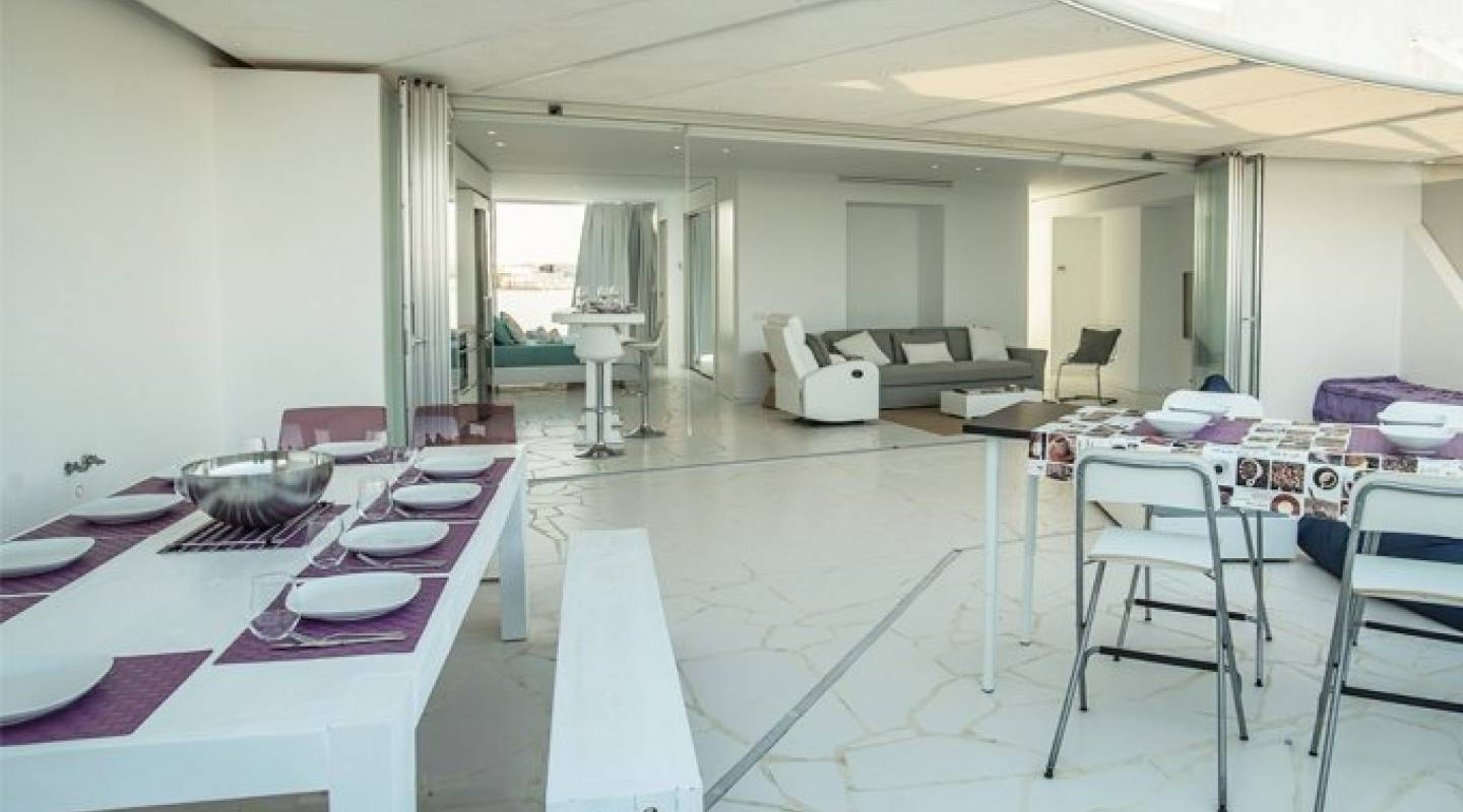 Resale - Apartment - Ibiza - Marina Botafoch