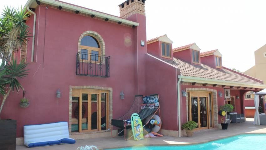 Ref:VB-76942 Villa For Sale in San Miguel de Salinas