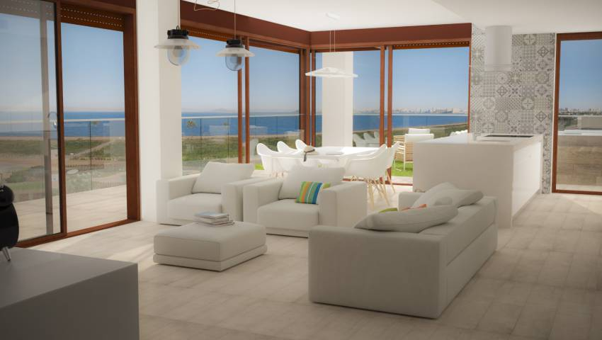 Ref:VB-35K Apartment For Sale in La Manga
