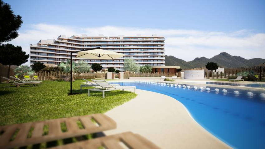 Ref:24861 Apartment For Sale in La Manga