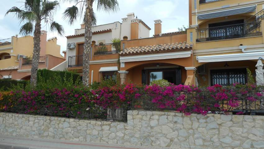 Ref:VB-89293 Townhouse For Sale in La Finca Golf