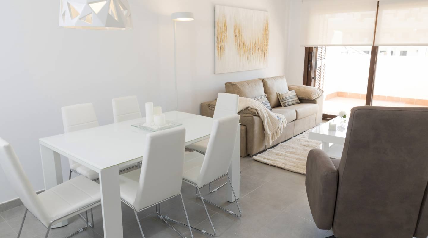 Nouvelle construction - Appartement - San Juan de los Terreros