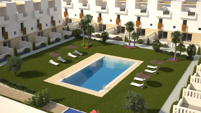 Ref:VB-44K Townhouse For Sale in Torrevieja