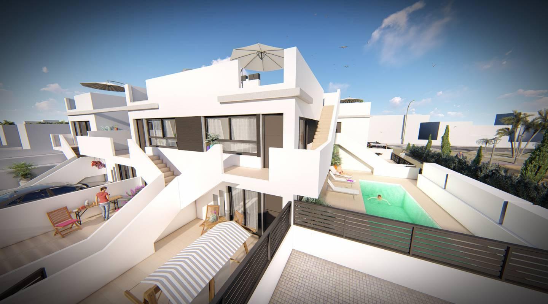 Ref:VB-139J Apartment For Sale in San Pedro del Pinatar