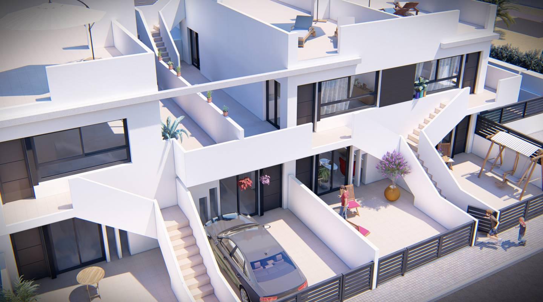Ref:33264 Apartment For Sale in San Pedro del Pinatar
