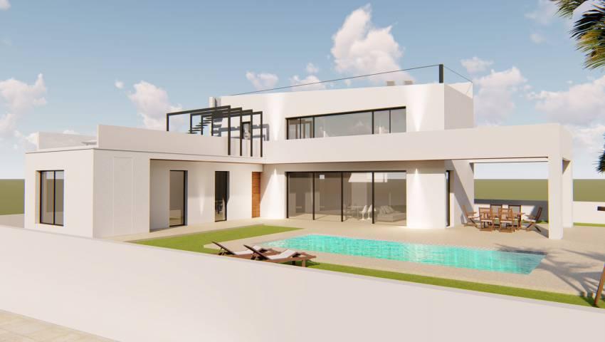 Ref:22316 Villa For Sale in Ciudad Quesada