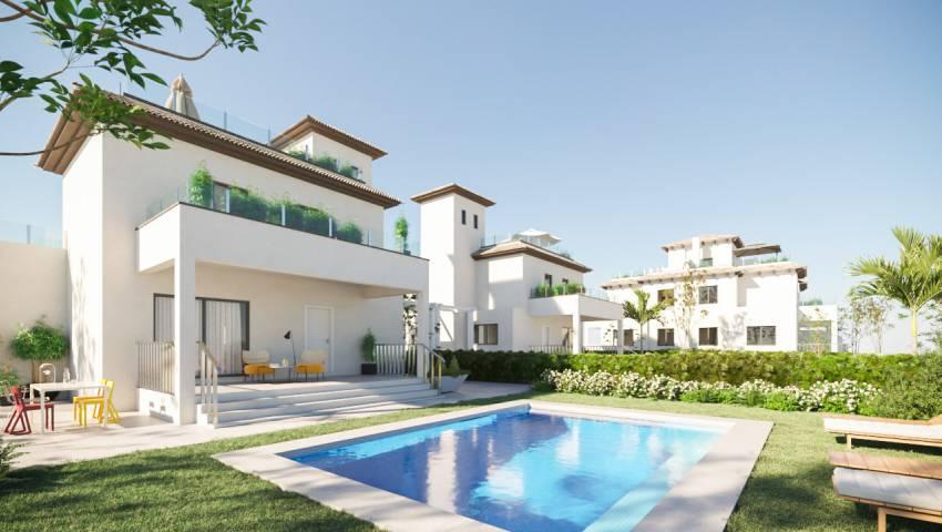 Ref:37868 Villa For Sale in La Marina