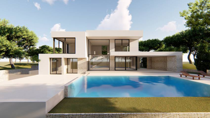Ref:76707 Villa For Sale in Moraira