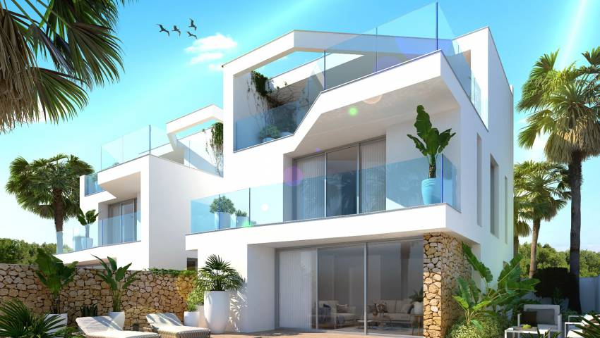 Ref:VB-91477 Villa For Sale in Torrevieja