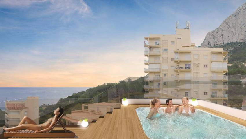 Ref:VB-382K Apartment For Sale in Calpe