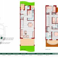 Nybyggnad - Semi-Detached Villa - Finestrat
